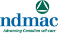 The Nonprescription Drug Manufacturers Association of Canada Logo